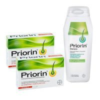 Priorin 2 + 1 Aktionspackung
